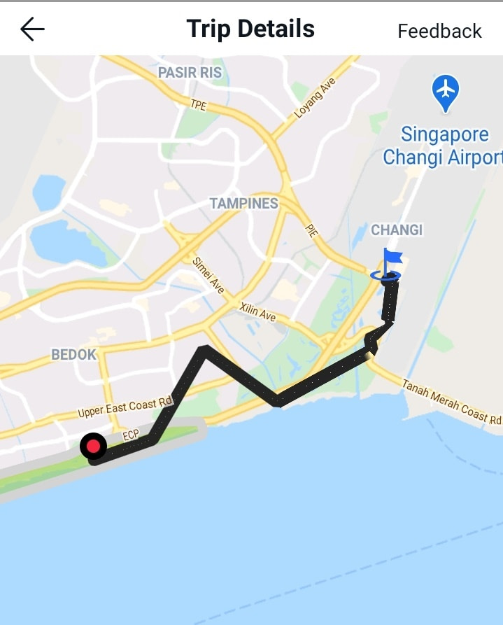 ECP-Changi Airport